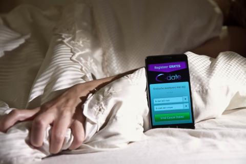 Sexdating op je smartphone met C-date