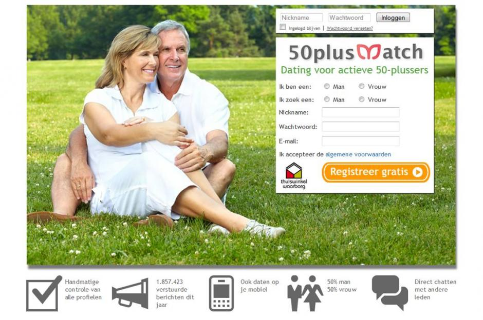 match 50 plus dating.se